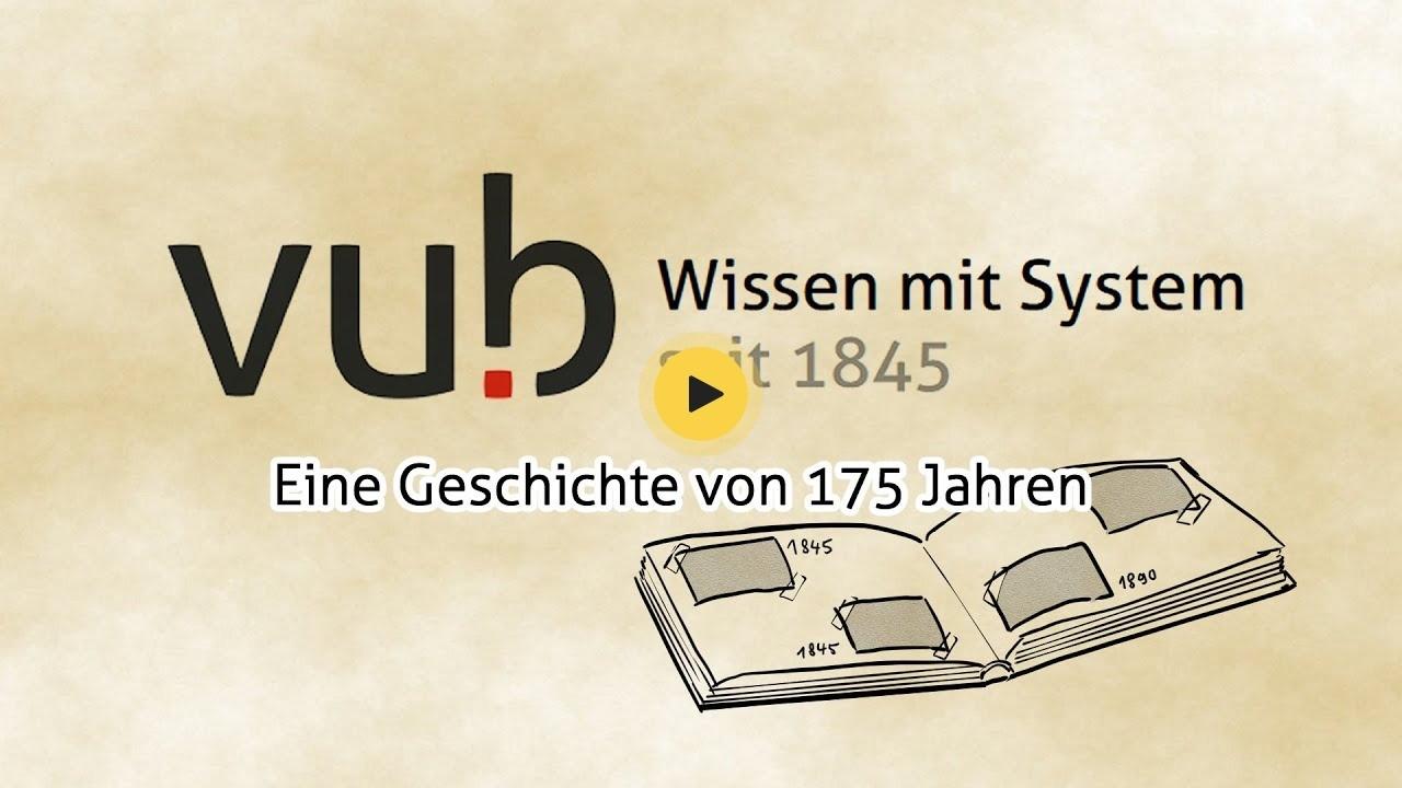 vub Wissen mit System Geschichte
