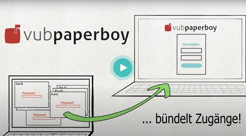 Tutorial vub paperboy Video