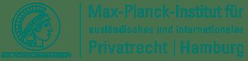 MPI MaxPlanck Institut für ausländisches und internationales Privatrecht Hamburg Referenz https://www.mpipriv.de/